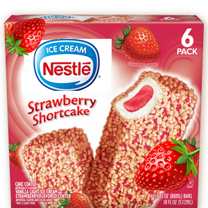 Nestle Retail Pack Novelties Delta Ice Cream